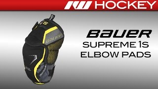 Bauer Supreme 1S Elbow Pad Review