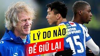 🔥Ra sân 90 phút ở đội trẻ, Văn Hậu nhận được đánh giá sốc từ giới chuyên môn Hà Lan