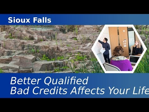 Secured Cards|Leading Company|Bad Credit Can Make Your Life Difficult|Sioux Falls South Dakota