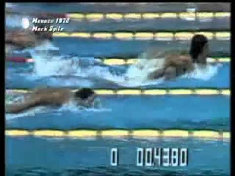1972 Olimpiadi; Mark Spitz: 200m Farfalla (01)