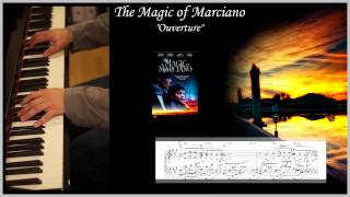 "Video Harry Gregson Williams-""The magic of Marciano""-piano cover download MP3, 3GP, MP4, WEBM, AVI, FLV Desember 2017"