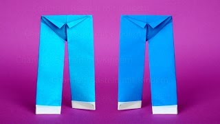 Origami Pants - Origami trousers
