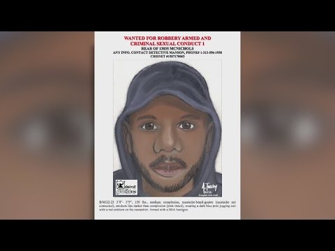 Detroit police warning: Gang of rapists robbing couples, sexually assaulting women
