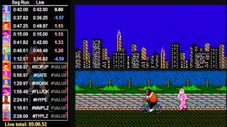 Mike Tyson's Punch-Out!! in 16:27.54 by Sinister1 (obsoleted WR)