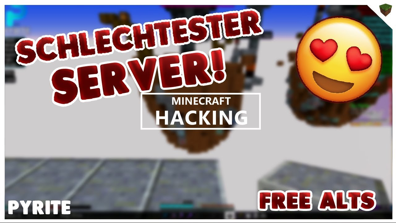 BESTER SERVER ZUM HACKEN! /FREE GOMME ALTS / (free alts in desc