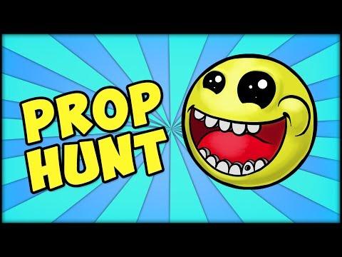 PROP HUNT - GARRY'S MOD - EPISODE 1 - HIGH FIVE! (Funny Montage)