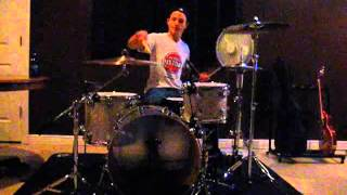 mac miller objects in the mirror drum cover w mics