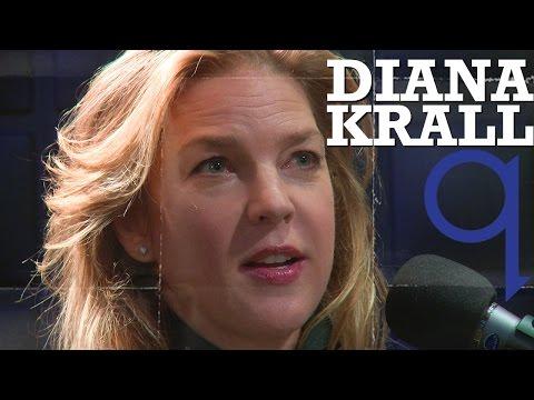 Diana Krall Turns Up The Quiet!