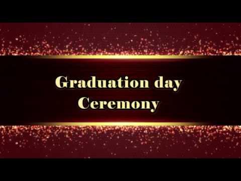 Graduation Day Ceremony 2018