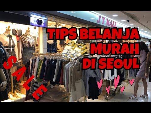 Vlog Zara Tips Belanja Baju Murah Di Seoul