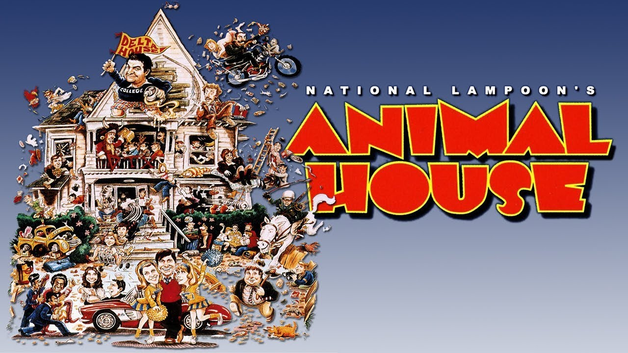 National Lampoon's Animal House (1978) – Comedy