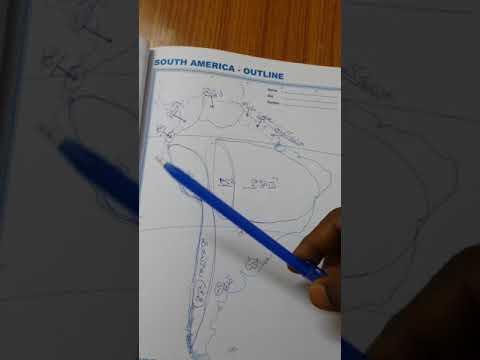 RKK Easy Social Studies map point in telugu