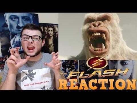 "Flash Season 3 Episode 13 ""Attack on Gorilla City"" Reaction"