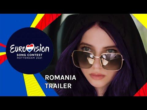 Eurovision Romania 2021 - Trailer - Roxen (4th of March)