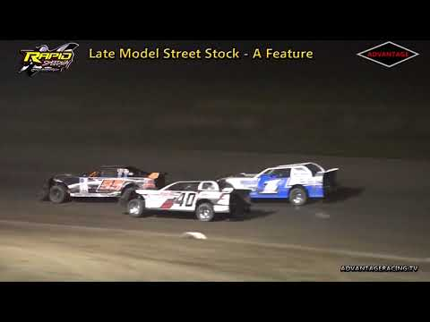 LMSS Feature - Rapid Speedway - 9/15/18