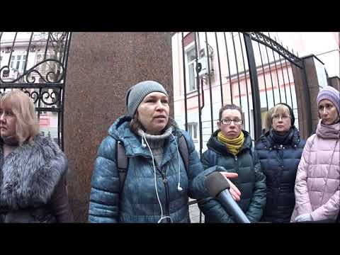 Видео: Пикеты у Минздрава в поддержку больных муковисцидозом