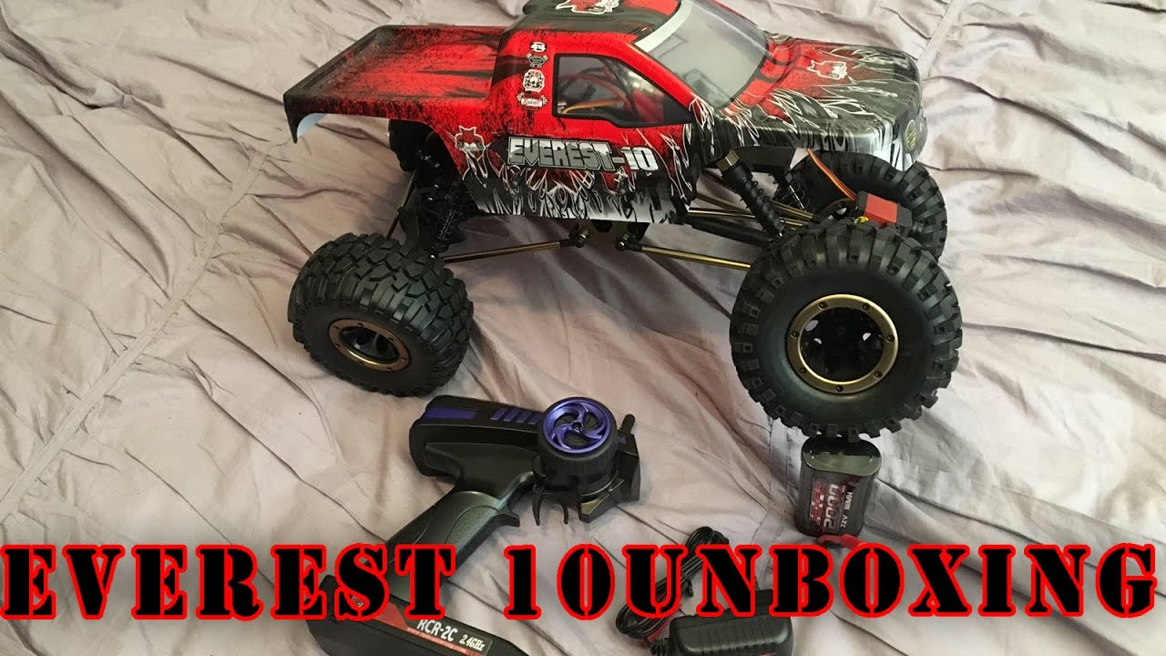 everest 10 rc crawler