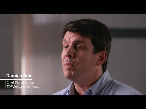 Innovation in Power & Utilities with AWS - EDF Energy