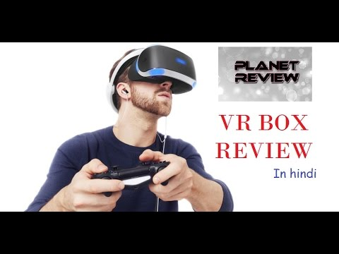 VR box 3D Virtual Reality   Unboxing + Review Video   Planet Review.