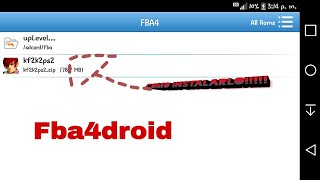 Download Fba4droid V1 74 Apk Videos - Dcyoutube