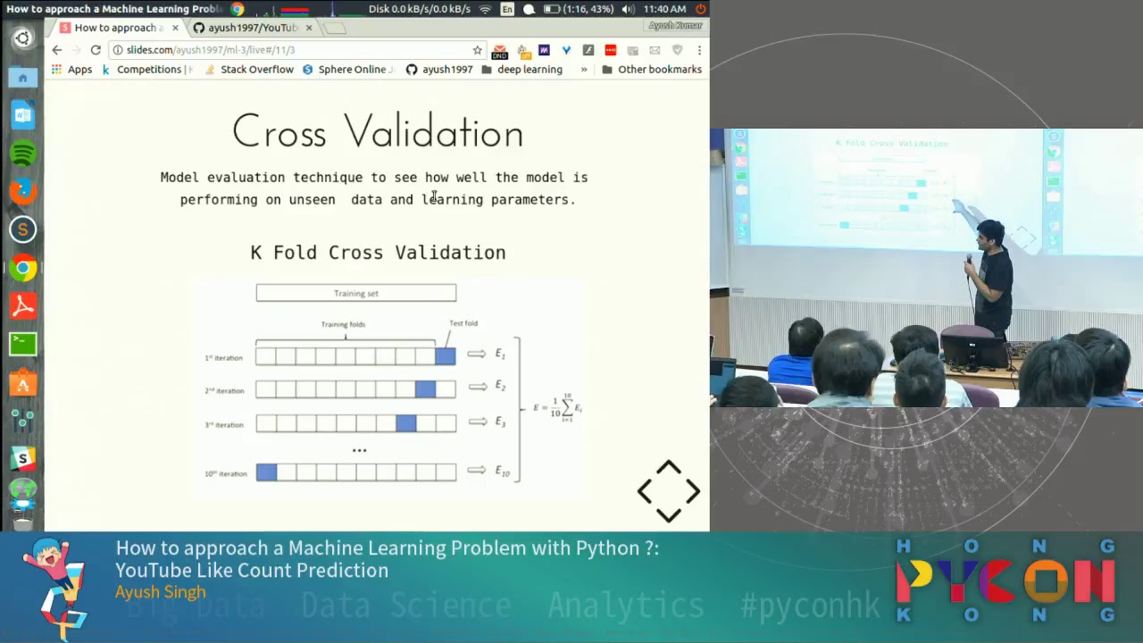 Image from How to approach a ML Problem with Python ?: YouTube Like Count Prediction