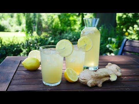 Ginger Ale selber machen I klassisches Ginger Ale Rezept