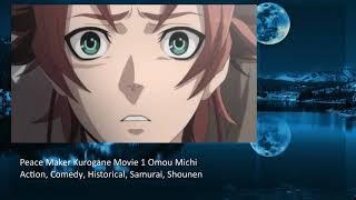 Anime UpComing Movie Fall 2018