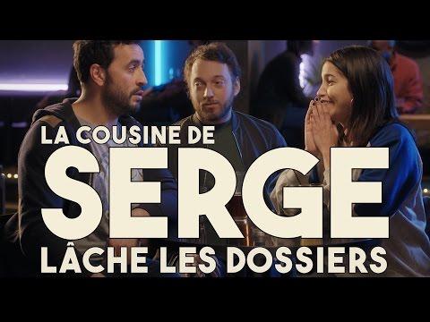 Serge le Mytho #18 - La cousine de Serge lâche les dossiers