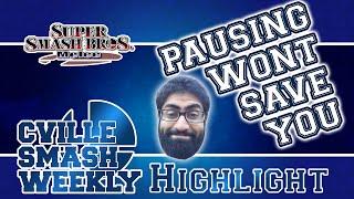 Pausing won't save you Junebug... | Cville Smash Weekly 3/23/15 thumbnail