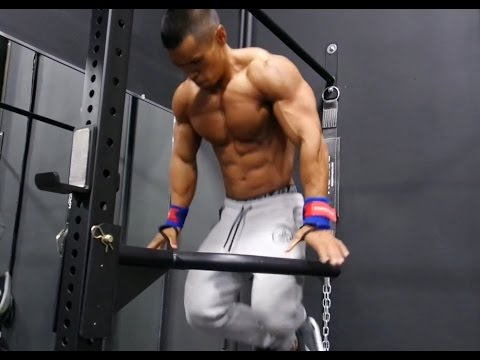 How To Get Sponsored, Class Of 2015, Push Workout
