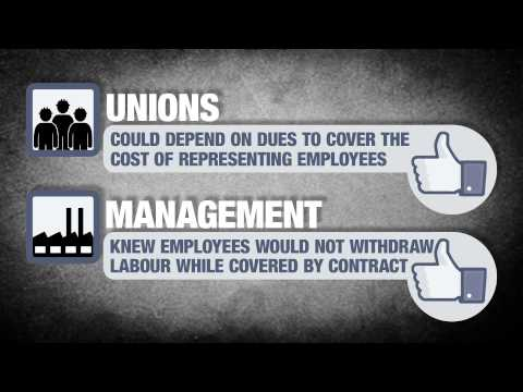 Union Dues & Don'ts: The moral reason you pay for what you get