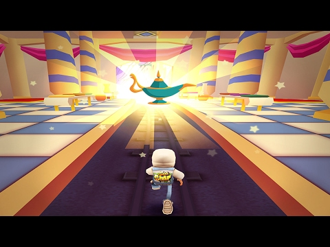 ★ Subway Surfers - Arabia Gameplay (iOS | iPhone 7 Plus | HD)