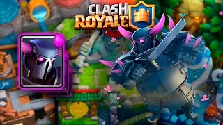 best harness with PEKKA without legendary for sand 6, 7, 8, 9 and 10! [CLASH ROYALE]