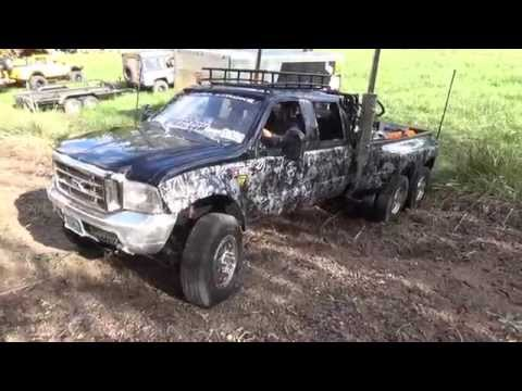 ESP RC | SHOW TRUCKS ON THE ROCKS | 6X6 & 4X4 TOW PIG TEAM WORK!