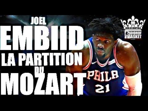 Radio NBA: Sixers - JOEL EMBIID et la partition de MOZART