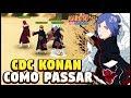 CDC KONAN ANJO | MUITO DIFÍCIL | COMP FREE | Naruto Online の動画、YouTube動画。