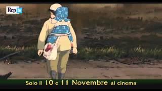 """""""La tomba delle lucciole"""" anteprima del trailer italiano 1080p"""
