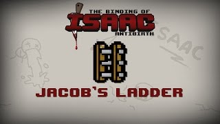Binding of Isaac: Antibirth Item guide - Jacob's Ladder