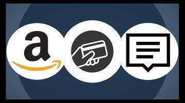 Bei AMAZON Verkäufer kontaktieren und MESSAGE CENTER nutzen || BEZAHLEN.NET