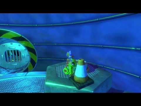 Let's Play Yooka-Laylee- Episode 044- Space Slides