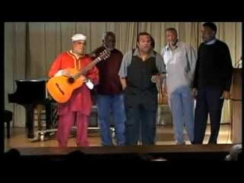 In The Mississippi River (SNCC Freedom Singers, Chicago 2007)