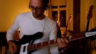 St Paul - Rich man - bass play along jam