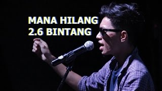 Amirudin Hizadin - Mana Hilang 2.6 Bintang ( English Subtitles Available )
