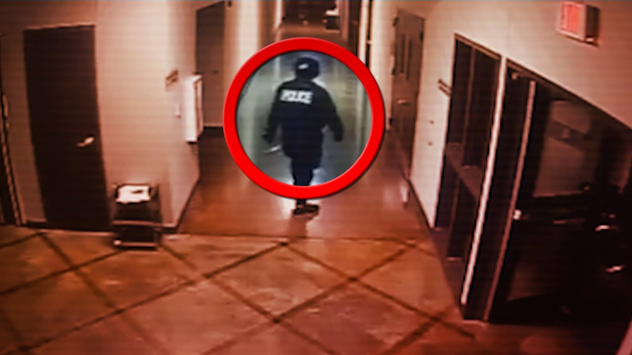 3 REAL CHILLING Events Caught on SECURITY CAMERAS   Seriously Strange #117
