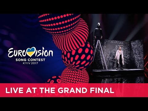 Dihaj - Skeletons (Azerbaijan) LIVE at the Grand Final of th