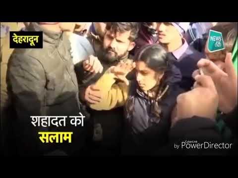 Yaad Aaye Humari To Rona Nahi😢😥😢😢 #CRPF Pulwama  Attack