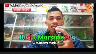 Cover Lagu Batak : Burju Marsimatua -Versi Trio Elexis - [Official Video  Cover Mora Marbulang 14]
