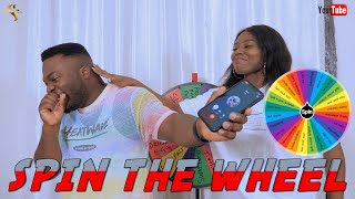 Spin The Wheel Challenge With Sharon | SamSpedy TV