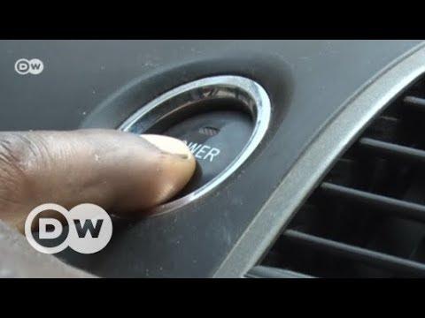 Getting hybrid cars on Nigerian roads | DW English