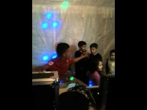 The Muslims of the world - Karaoke Qaasim Aadam Leicester